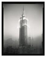 Empire State Building Motion Landscape #2