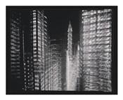 Chrysler Building Motion Landscape #4