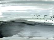 Silver Silence: Dappled Shore