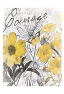 Courage Floral