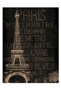 Burlap Paris