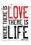 Love Life - Red