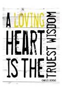 Loving Heart - Yellow