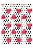 Watermelon Seeds Pattern