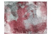 Abstract Marsala Grey