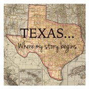 Texas My Story