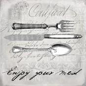 Vintage Cutlery I