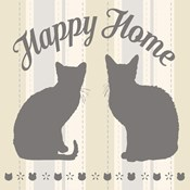 Happy Home Cats