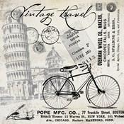 Vintage Travel Italia I