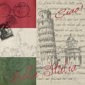 Vintage Travel Italia II