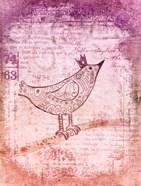 Little Bird Red