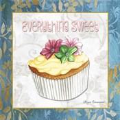 Everything Sweet Vanilla Cupcake