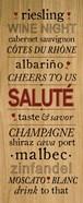 Wine Words I