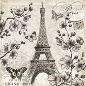 Paris in Bloom I