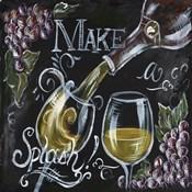 Chalkboard Wine II