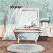 Aqua Blossom Bath II