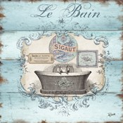 Rustic French Bath II