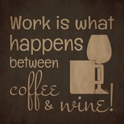 Wine and Coffee Sayings I