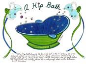 A Hip Bath