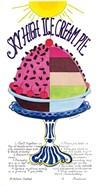 Sky High Ice Cream Pie