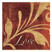 Red Gold Love
