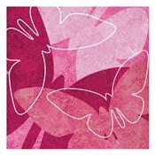 Butterflys Pink