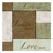 Live-Laugh Love