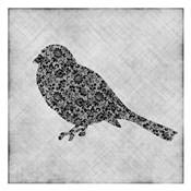Brocade Bird 1