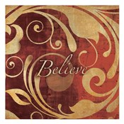 Red Gold Believe