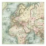 World Map 5