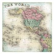 World Map 6