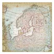 World Map 8