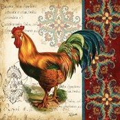 Suzani Rooster II