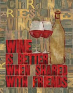 Printers Block Wine and Friends II