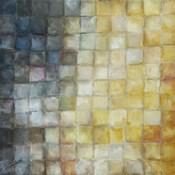 Yellow Gray Mosaics I