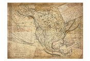 Vintage Map I
