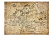 Vintage Map II