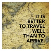 Travel Well Map