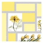 Mondrian Flowers 1