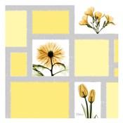 Mondrian Flowers 2
