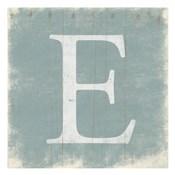 E (Grey Background)