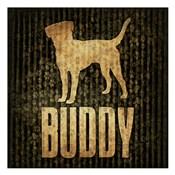 Buddy (black background)