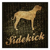Sidekick (black background)