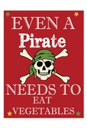 Pirate Must Eat
