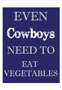 Cowboys Must Eat