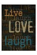 Live Love Laugh 1