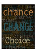 Chance Change Choice