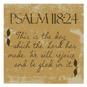 Psalms 118-24 Gold