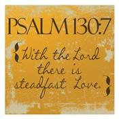 Psalms 130-7 Orange