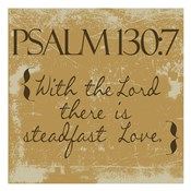 Psalms 130-7 Gold